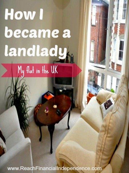 How I became a landlady