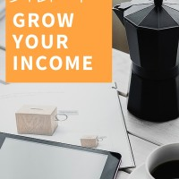 Step 4: Grow your income