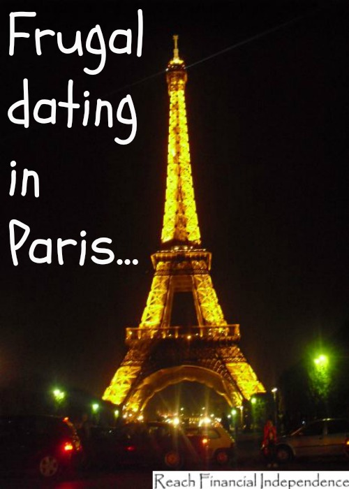 Frugal Dating in Paris