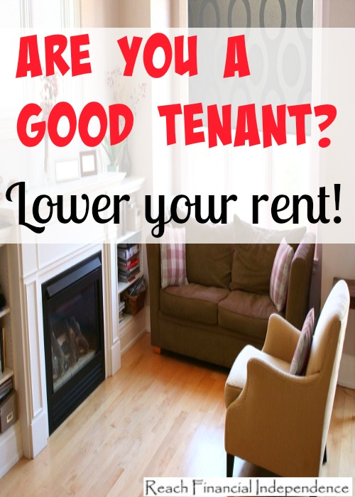 Are you a good tenant