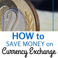 How to save money on currency exchange