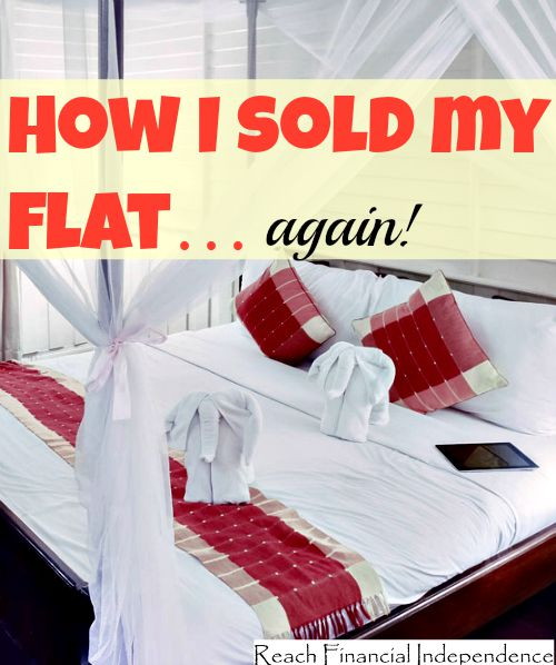 How I sold my flat… again