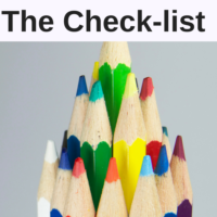 Moving abroad: The Check-list