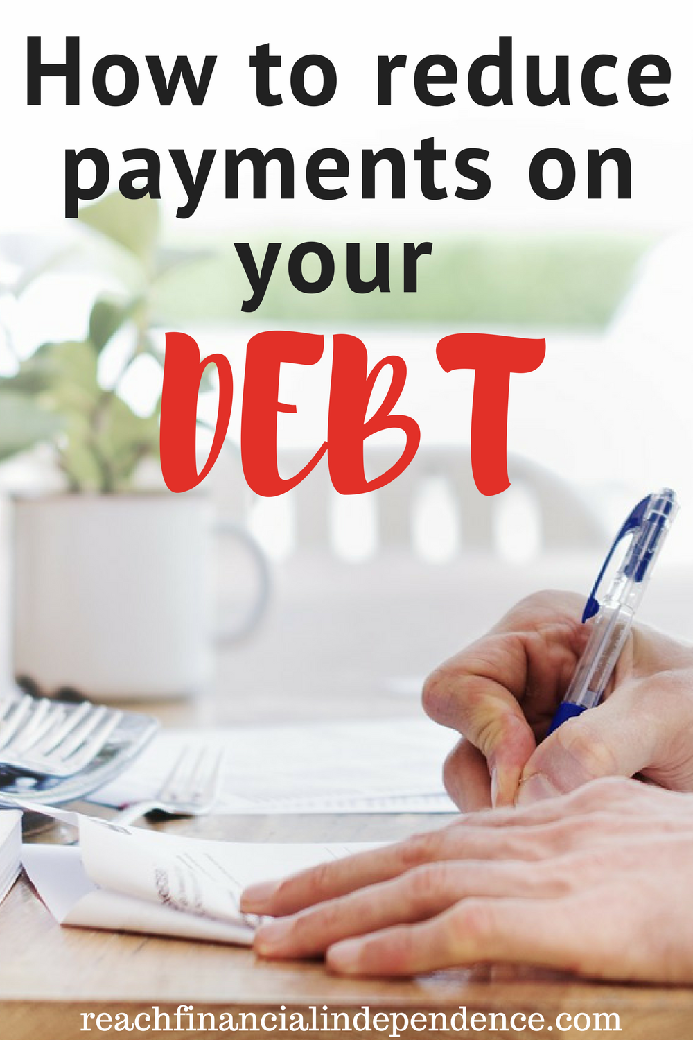 Lowest monthly payments