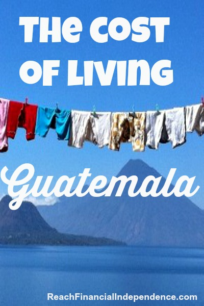 cost of living in Guatemala
