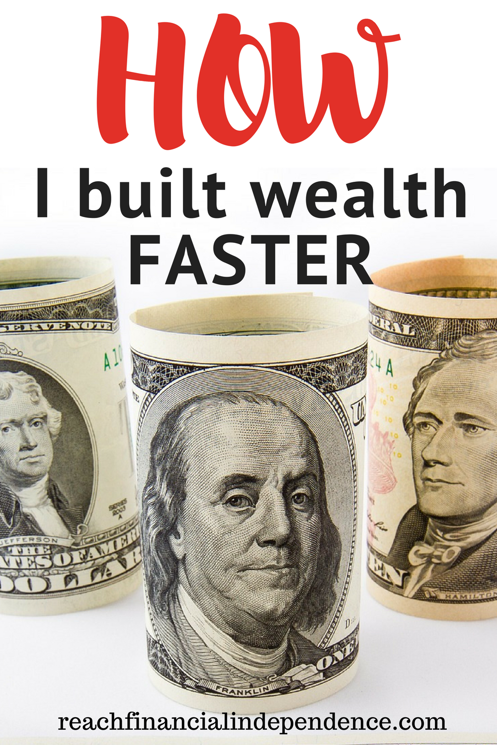 How I built wealth faster. I totally loved this one! I really like this story and I am fighting really hard to achieve debt free!