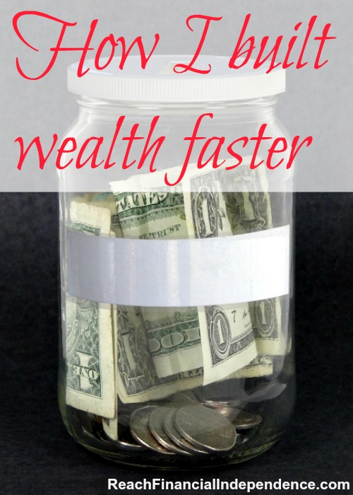 wealth faster