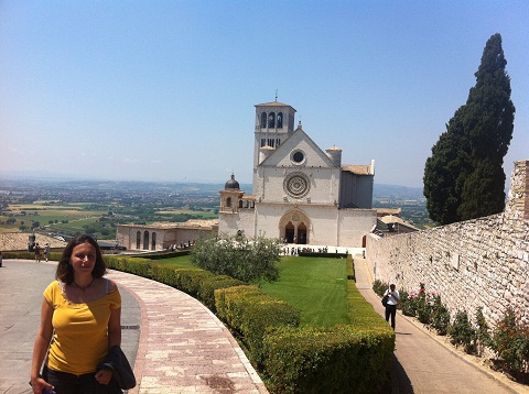 Assisi, Tuscany