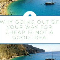 Why going out of your way for cheap is not a good idea