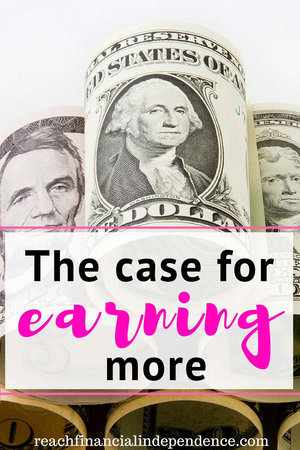 The case for earning more. On the earn more, spend less equation, I strongly stand on the earn more side, because spending less is finite.