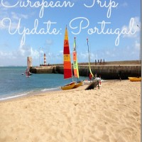 European trip update: Portugal
