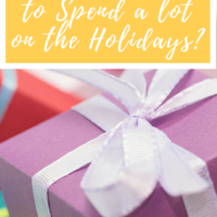 Is it Justifiable to Spend a lot on the Holidays?