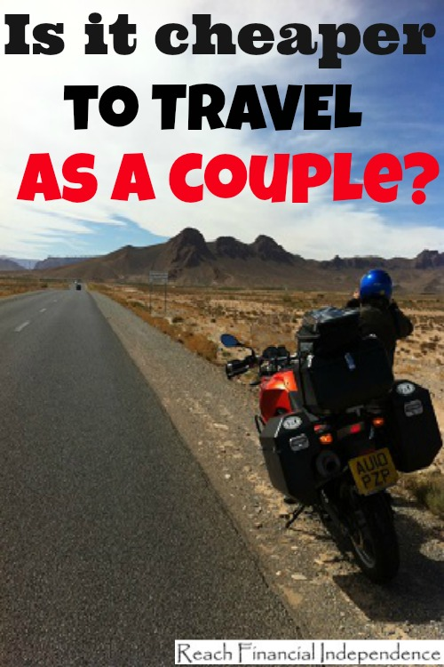 Is it cheaper to travel as a couple?