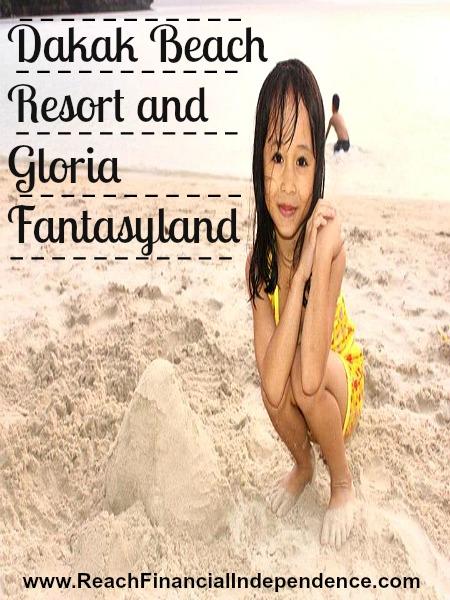 Dakak Beach Resort and Gloria Fantasyland