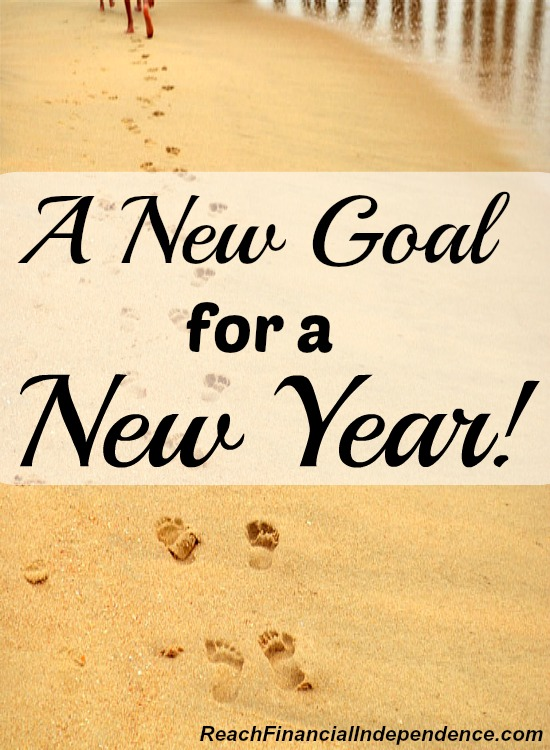 A New Goal for a New Year!