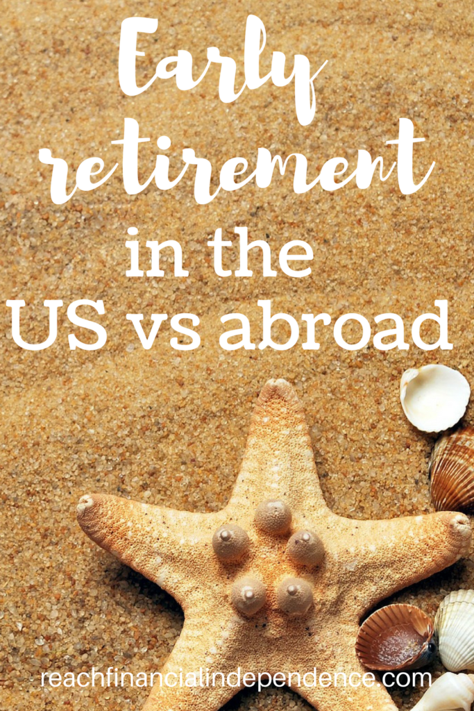 Early retirement can be easily achieved in a country with low costs of living. Is it worth it?