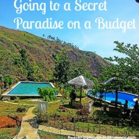 Going to a Secret Paradise on a Budget