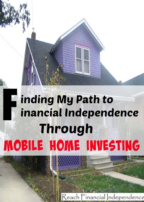 Path to Financial Independence Through Mobile Home Investing