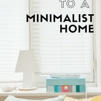 12 Easy Steps to a Minimalist Home