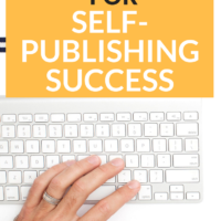 My Strategy for Self-Publishing Success