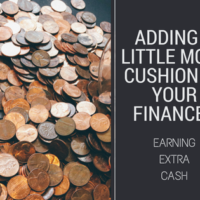 Adding a Little More Cushion to Your Finances: Earning Extra Cash