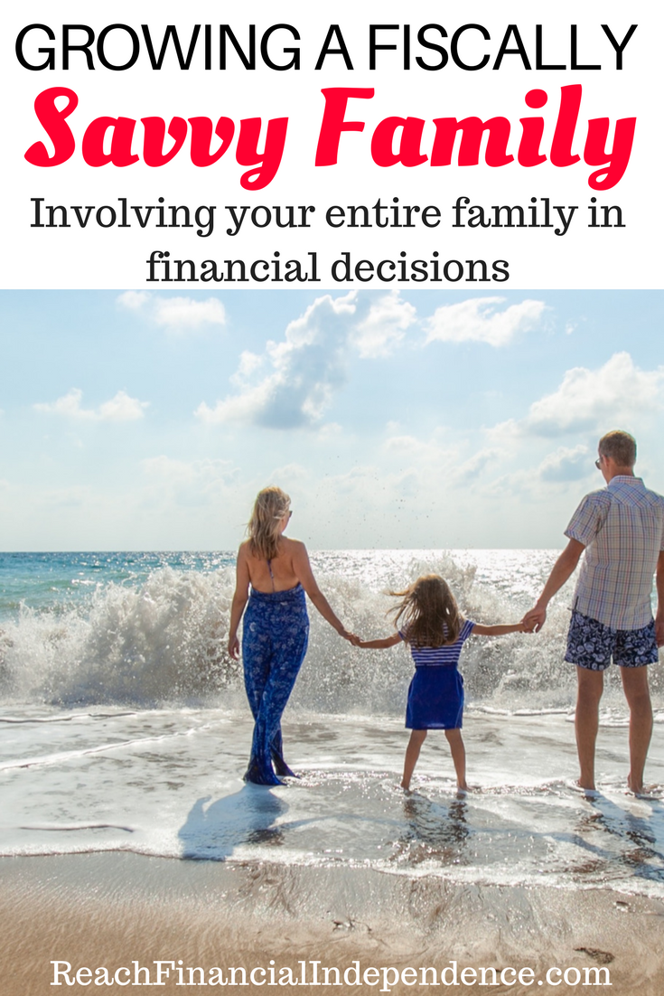Here are few tips you may follow to develop a family that is financially-savvy.