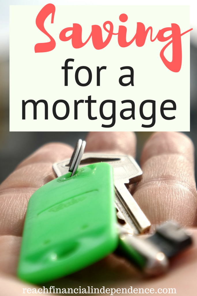 A mortgage is a loan that is taken out to cover the value of your home. You then have to pay it back with added interest.