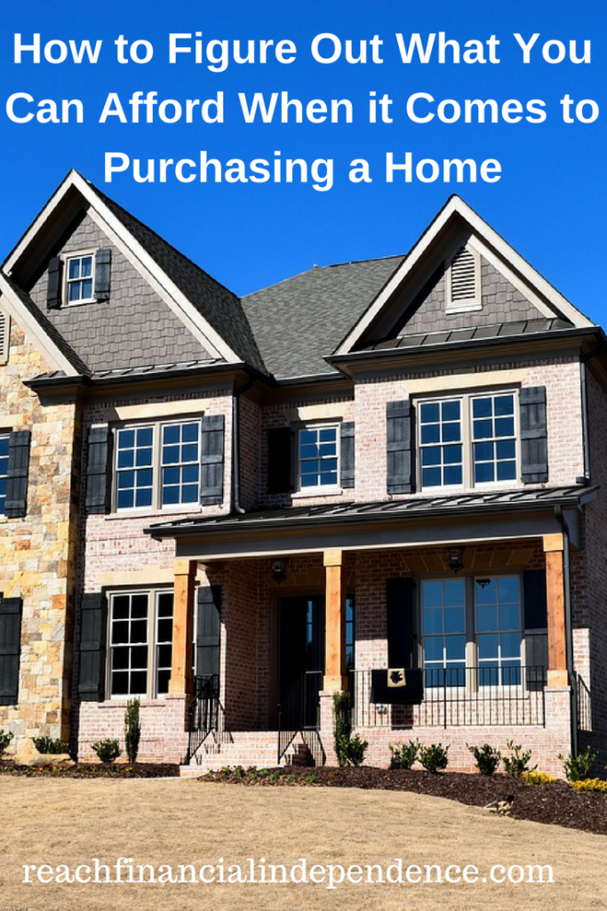How to Figure Out What You Can Afford When it Comes to Purchasing a Home