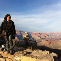 Me at Grand Canyon NP