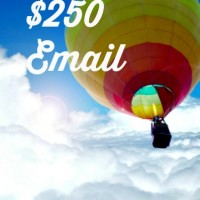 The $250 email