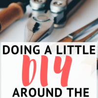 Yes! I love DIY! Doing a little DIY around the house is really helpful! Thanks for pinning!