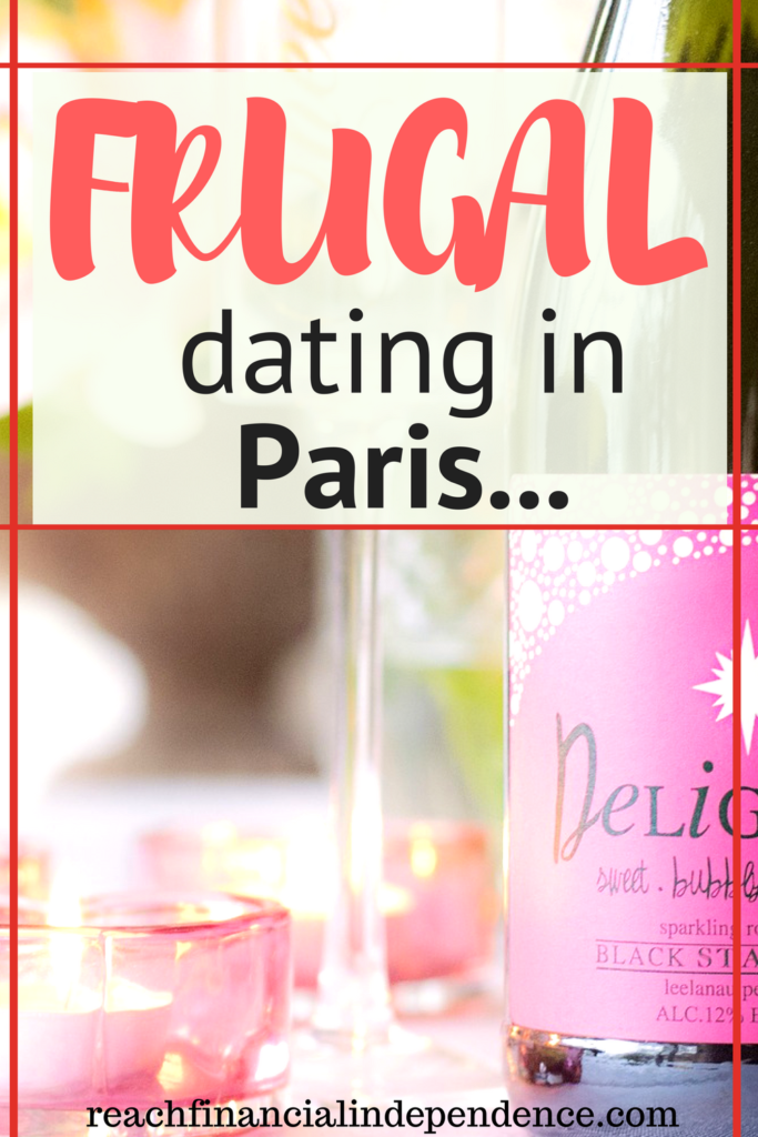 Wow! I didn't know that you can have a frugal dating in Paris! It is one of the most expensive cities in Europe and the world.