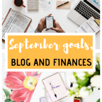 September goals, blog and finances. Here's my recap for my blogging and financial goals for September 2012. #blog #Blogging #blogtips