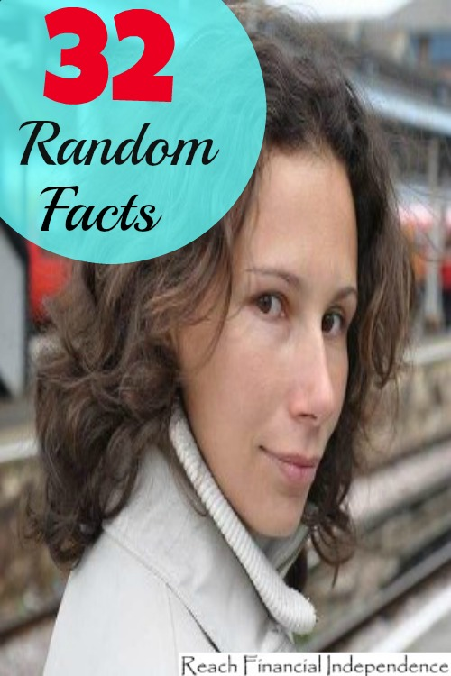 32 random facts