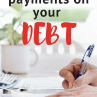 How to reduce payments on your debt: Wow! I love this one! After reading this, now I'm totally debt free! Thanks for sharing!