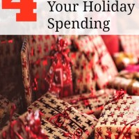 4 Tips for Controlling Your Holiday Spending