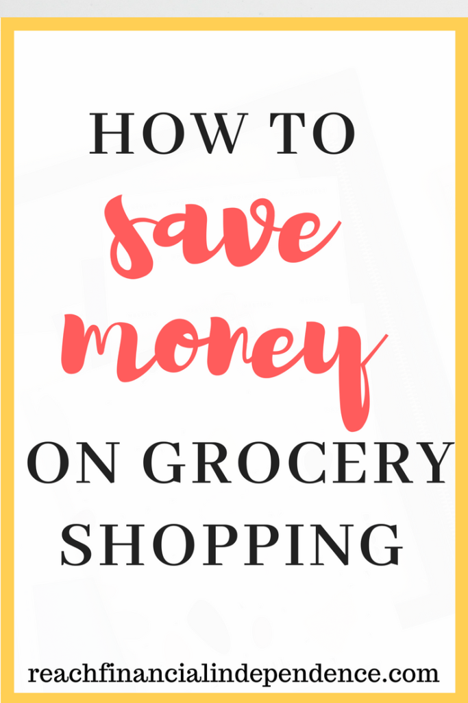 How to save money on grocery shopping. My fridge and cupboards are probably stocked with enough to hold a siege for a month. In spite of all that, I manage to keep my grocery bill quite low using those simple tips. #frugaltips #savingmoney #savingtips