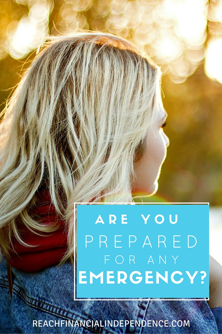 ARE YOU PREPARED FOR ANY EMERGENCY