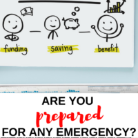 Are you ready for any emergency, financial, health-related, anything? How do you prepare for an emergency, can you weather any storm? #emergencyfund #money #personalfinance