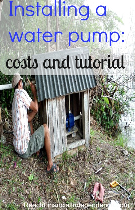 Installing a water pump: costs and tutorial