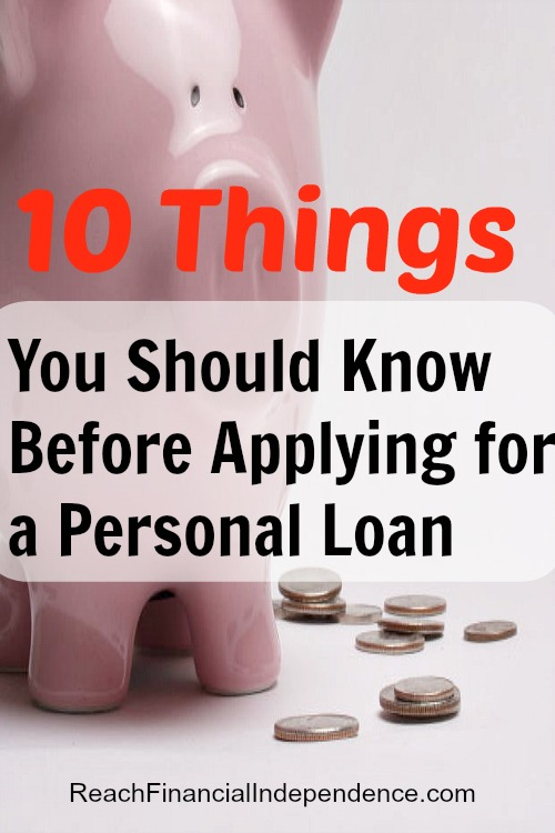 10 tips to apply for a personal loan