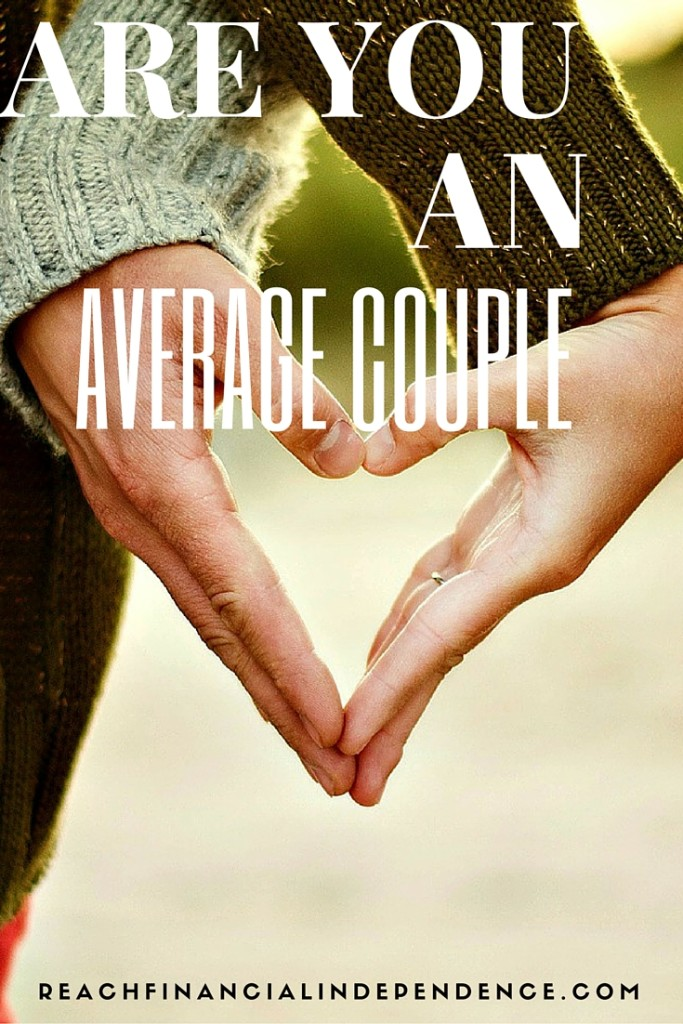 Are you an average couple