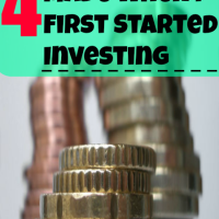 Started Investing