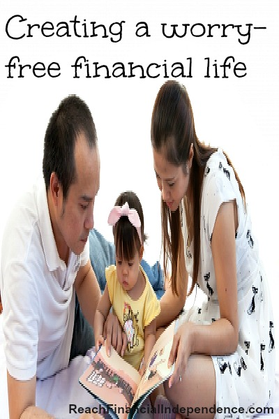 worry-free financial life