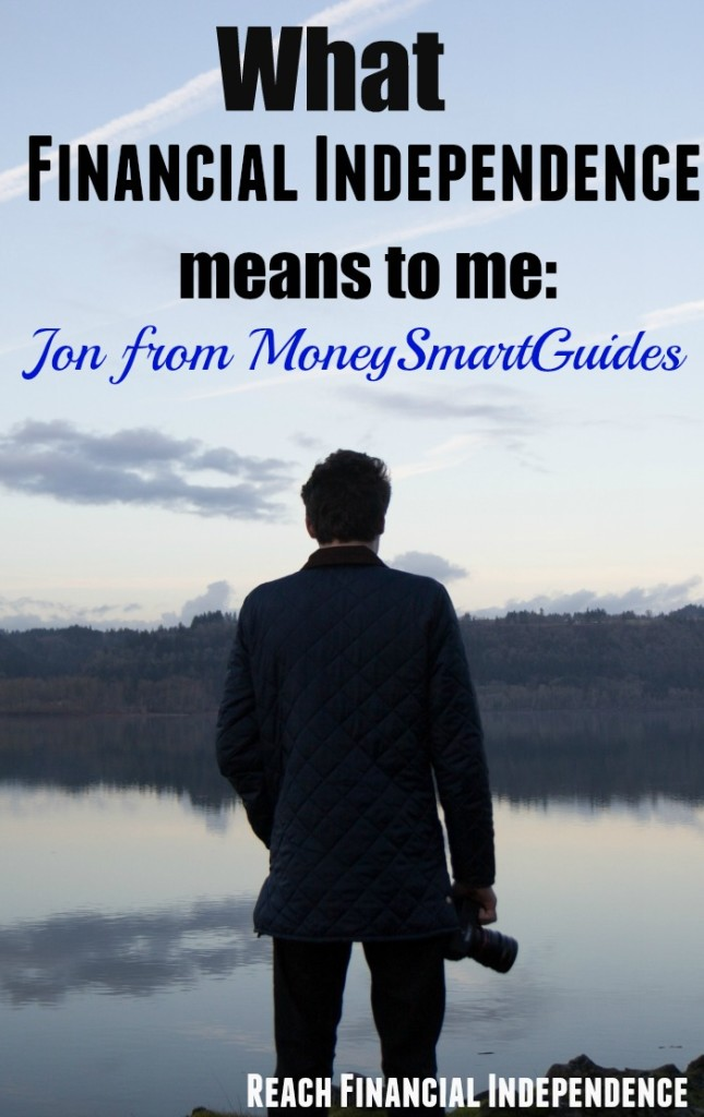 What Financial Independence means to me
