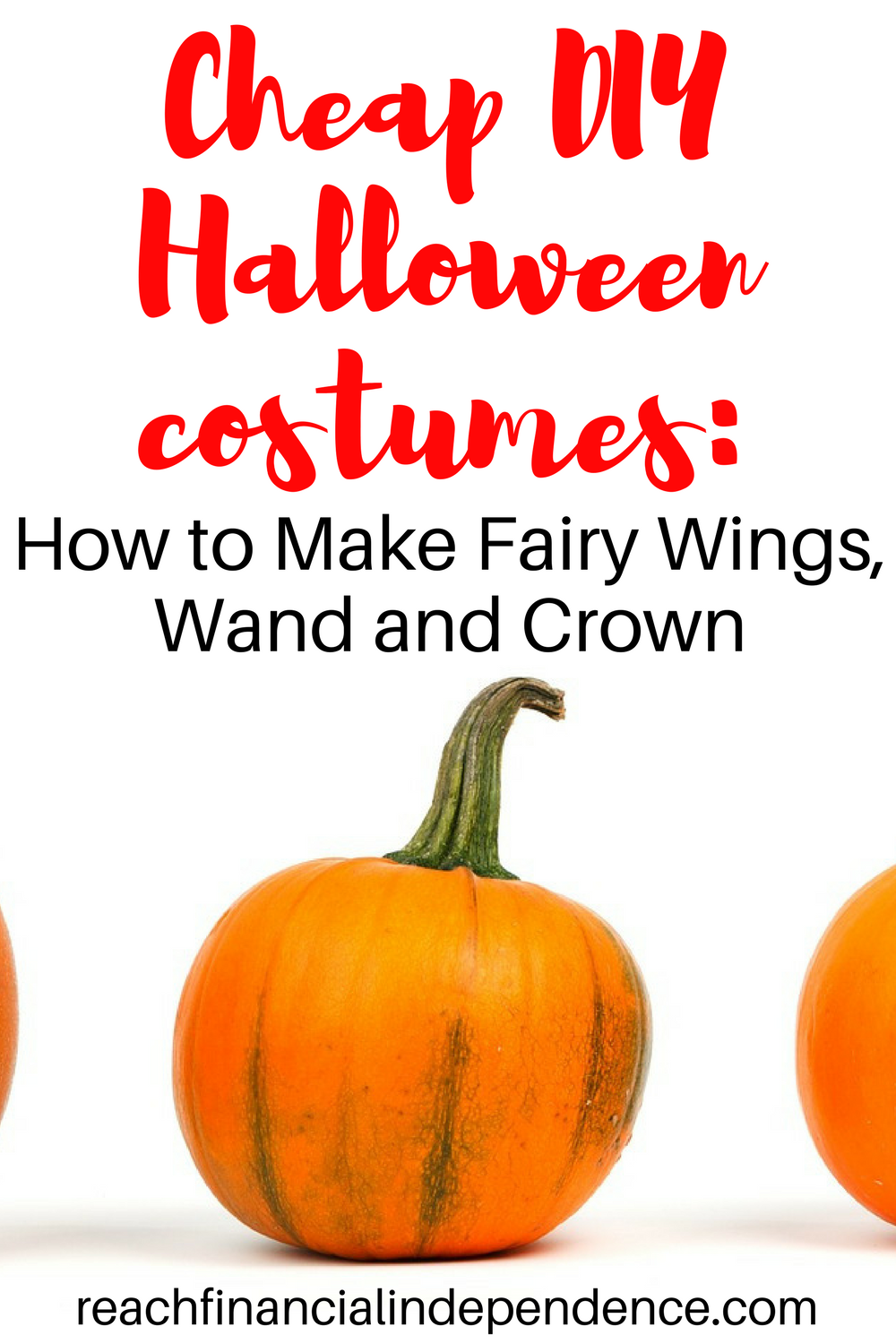 How to Make Fairy Wings, Wand and Crown