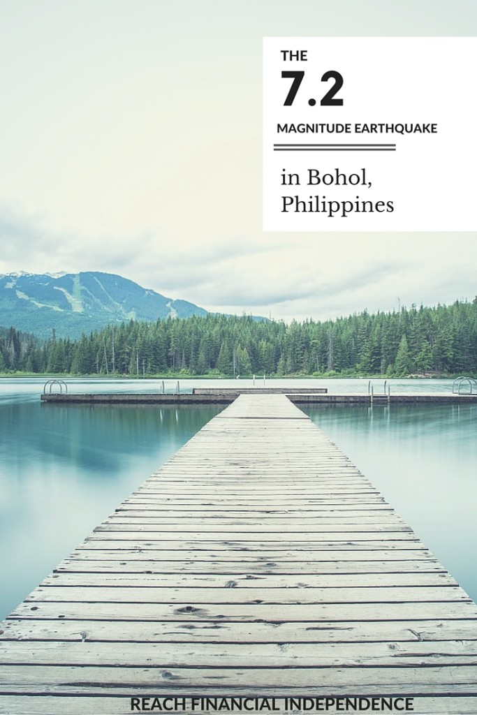 The 7.2-Magnitude Earthquake in Bohol, Philippines