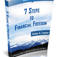 7 steps to financial freedom cover