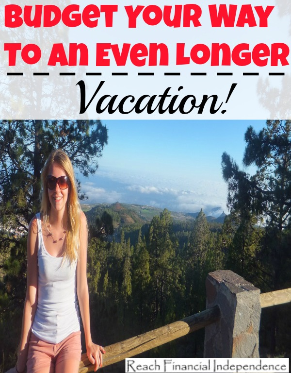 Longer Vacation!