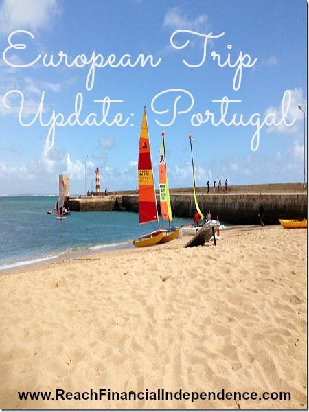 European trip update: Portugal